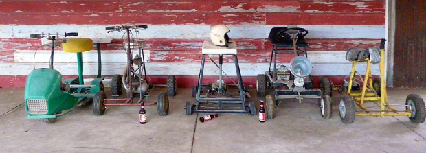 Motorized Bar Stools